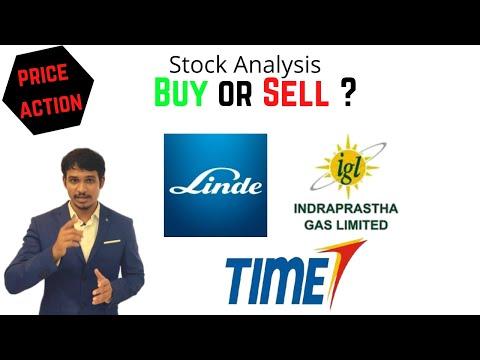 IGL(Indraprastha Gas Ltd), Linde India, Time Technoplast Share Price Analysis L Stocks To Buy /sell