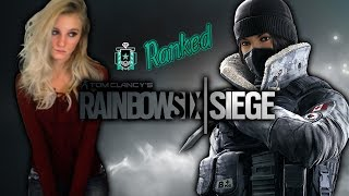 RAINBOW SIX SIEGE RANKED! GETTING TOGETHER THE DREAM TEAM. OPERATION WHITE NOISE PREP!