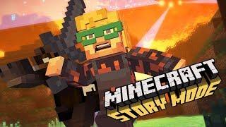 PewDiePie in Minecraft Story Mode !?