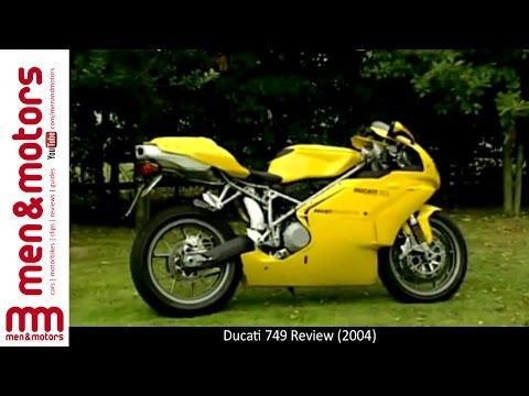 Ducati 749 Review (2004)
