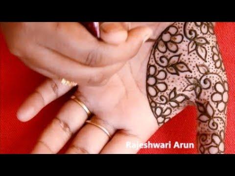Simple Mehndi Designs For Hands #easy Mehndi Design#latest Mehndi Design#best Beautiful Henna Design
