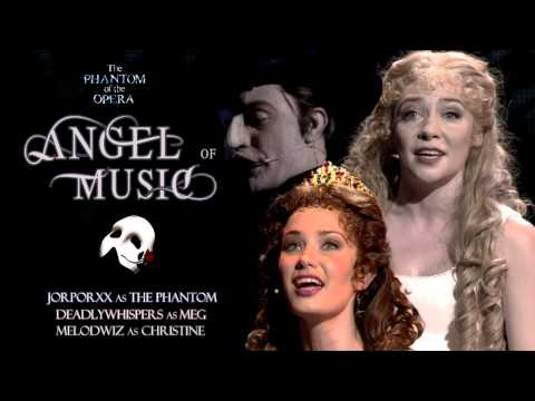 Angel of Music【COLLAB COVER】| Phantom of the Opera