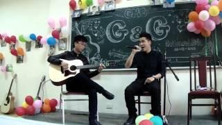 Chuyện Tình - Guitar Acoustic Cover - Tuấn Phong & Hồng Quân. -
