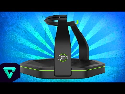 Top 5: Reasons To Be Excited For The Virtuix Omni Treadmill