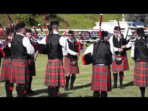 Maclean & District Pipe Band - Medley (1st Place)