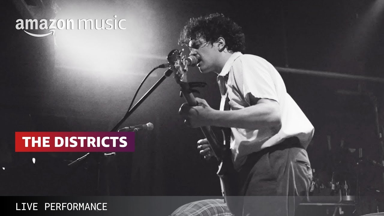 The Districts Perform 'Ordinary Day' Live in Seattle | Amazon Music