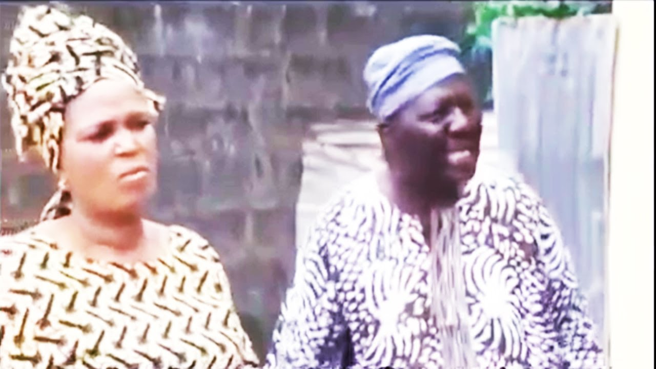 Download THESE OLD FOOLS AGAIN! BABA SUWE AND LATIN! ALWAYS FIGHTING! - Latest 2020 Nigerian Yoruba Comedy