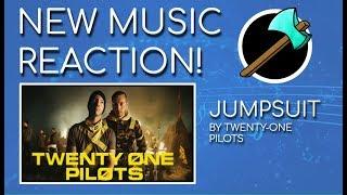 NEW MUSIC REACTION: Jumpsuit by twenty-one pilots