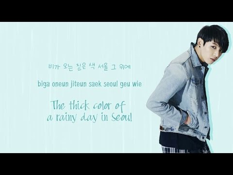 BTS (방탄소년단) - RAIN [Color coded Han|Rom|Eng lyrics]