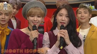 THERE'S SOMETHING GOING ON BETWEEN BTS JIMIN AND TWICE JEONGYEON