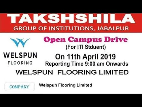 Welspun Flooring Limited Youtube