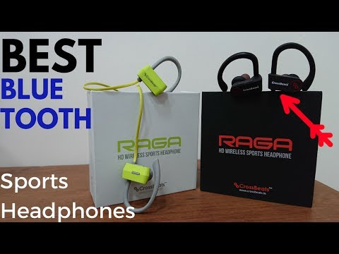 Best Budget Bluetooth Sports Headphone | CrossBeats Raga | Giveaway |