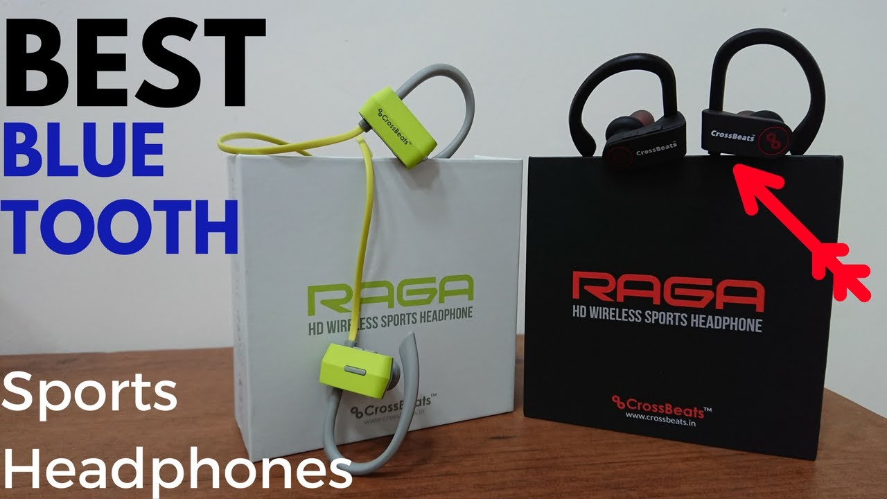 edea328489c Best Budget Bluetooth Sports Headphone   CrossBeats Raga   Giveaway ...