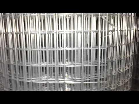 Заборы из сварной сетки