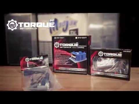 Madjax® Torque Controller Demo