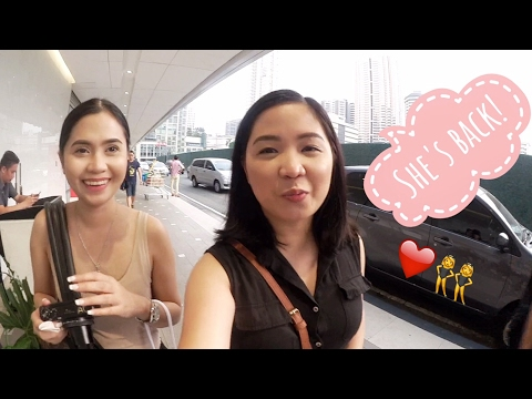 VLOG: Divisoria Shopping, Anna Cay's Workshop & Youtube Space MNL ❤️ | Raych Ramos