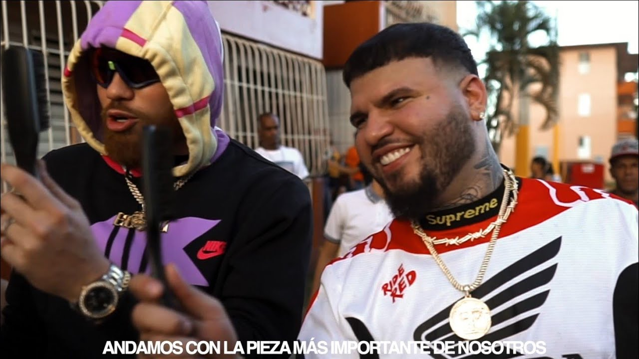 Download Farruko ❌ Miky Woodz - Canam [Behind The Scene]