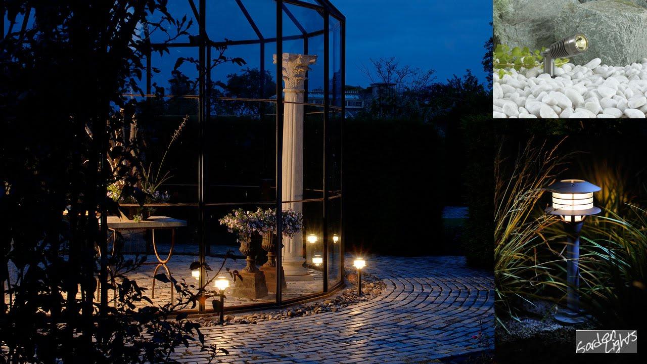 Installera belysning i trädgården   stenbolaget 2016 11 16