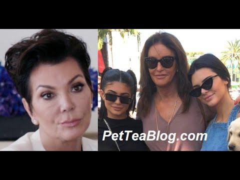 Kris Jenner purposely leaves Bruce Jenner out FATHERS Day Post so Caitlyn wishes Self one ☕️🐸