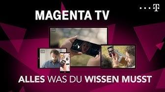 Was ist Magenta TV Net? (Das große Tutorial) Alles was du wissen musst
