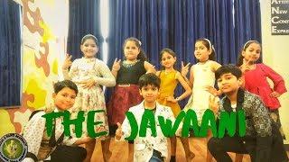 Kids batch Bollywood dance choreography on The Jawaani song SOTY2