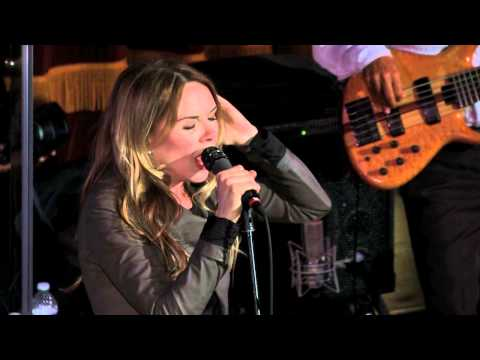 Mary Fahl, former lead singer of October Project, performs Falling Farther In
