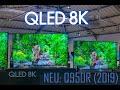 Q950R: Neue 8K Fernseher von Samsung mit HDMI 2.1 (2019)