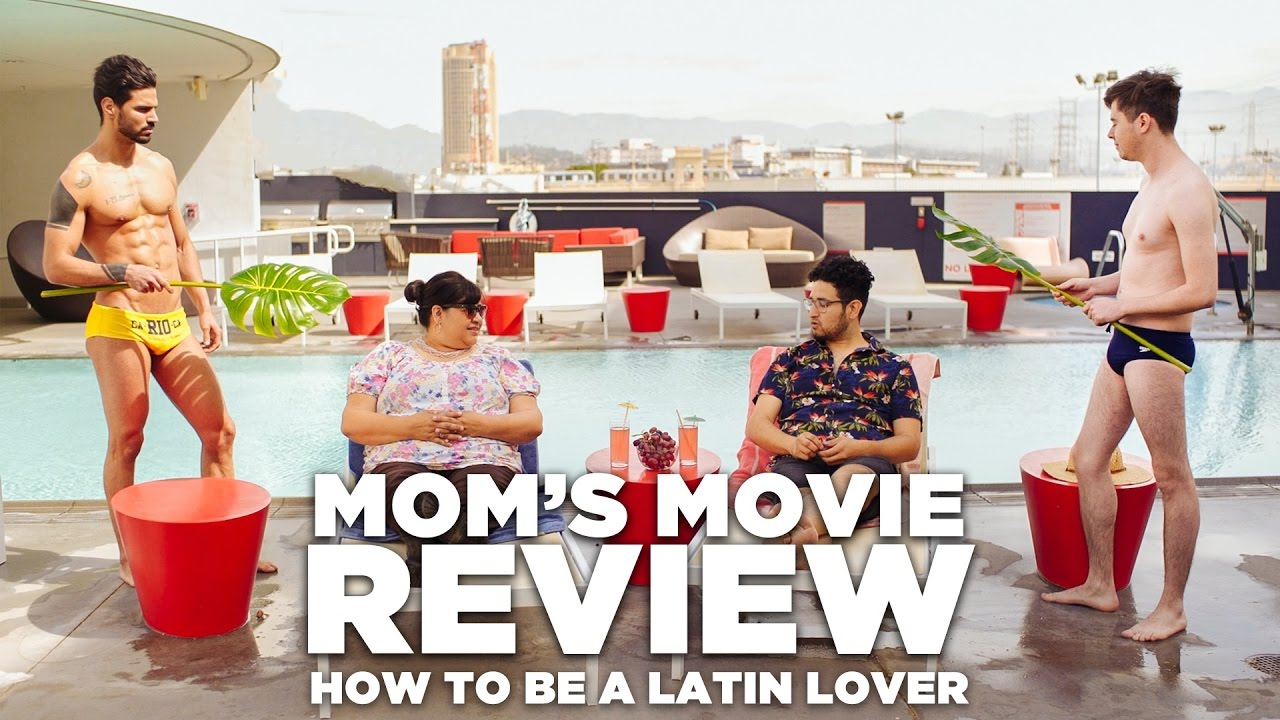 Mexican Mom Reacts To How To Be A Latin Lover (2017)  Mom's Movie Review   Mit�