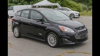 Рубрика Восстановленные Авто Из Сша. 2016 Ford C Max Hybrid  Energi.