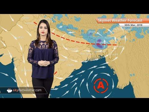 Weather Forecast for Mar 30: Heatwave in HP, Uttarakhand, Gujarat; Rain in Bengaluru, Kolkata