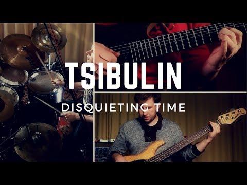 TSIBULIN - Disquieting Time (feat. Sergey Golovin) | Progressive Metal from Siberia (2017)