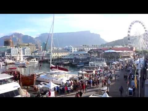 Cape Town Day 12 Vlog | Souvenir Shopping (1080p HD)