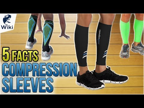 Compression Sleeves: 5 Fast Facts