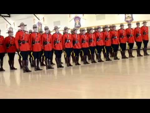 RCMP Troop 19 Graduation Day May 11 2015