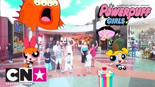 Heldinnen retten Kaufhaus | Augmented Reality | Powerpuff Girls  - neue Folgen! | Cartoon Network