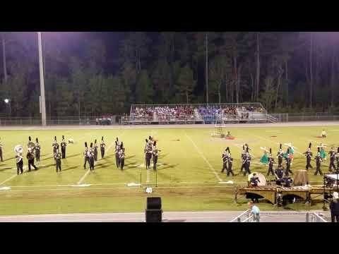 The Giving Tree 2017 Carolina Forest Marching Band