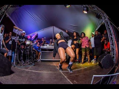 EZASE AFRO STHA SLENDA DANCING 2018