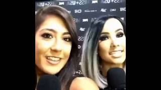 Lisa Opie and Candice Cruz - PageantLIVE