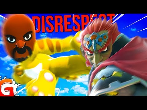 Smash Bros Ultimate.. But I Disrespect Everyone thumbnail