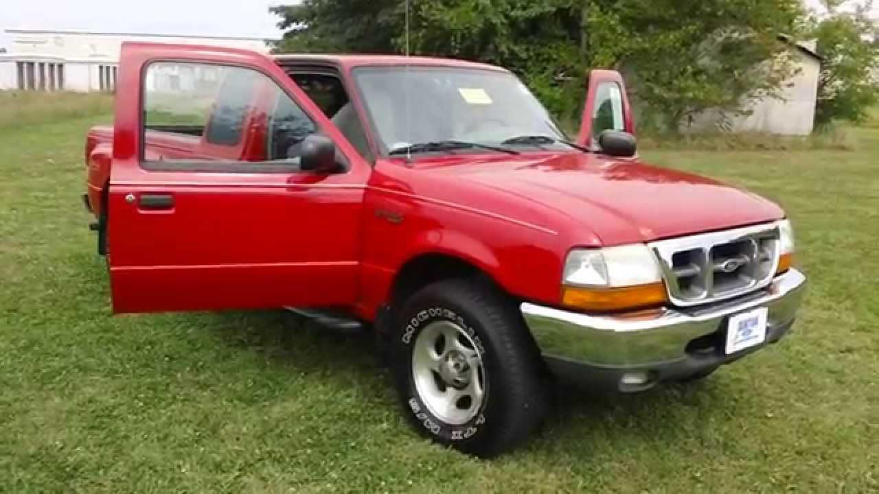 2000 Ford Ranger Used Trucks For Sale F402012n Youtube