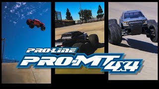 Load Video 2:  Pro-Line PRO-MT 4x4 1:10 4WD Monster Truck