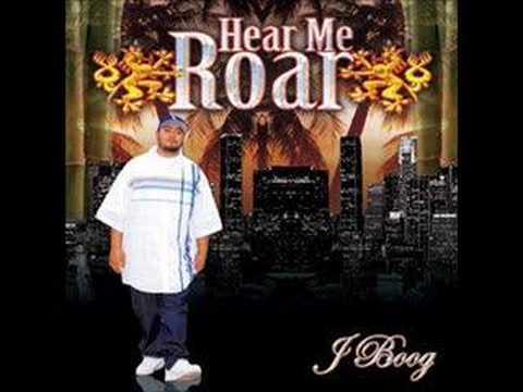 J Boog - Hear Me Roar