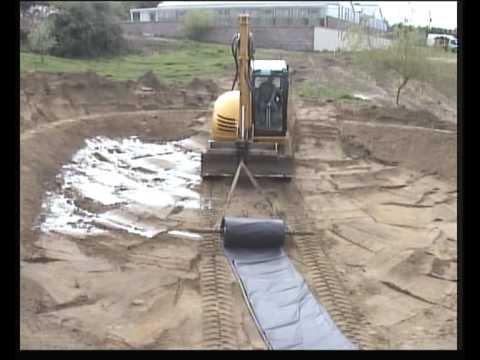 Building Lake Glasfryn 1 Youtube