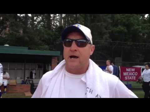 Peter Turner Post WAC Tournament Championship