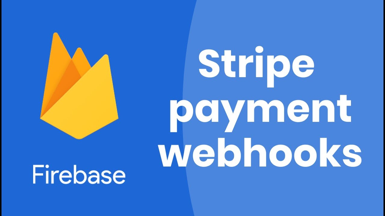 Orders handling with Stripe Webhooks and Firebase Cloud Functions!