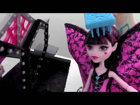 ШОК 💥 ДРАКА в школе  #МонстерХай 🙈 Заговор Торалей!Видео для девочек с куклами.