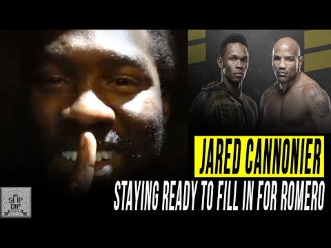 Jared Cannonier patient, staying ready for UFC 248  with or without ...
