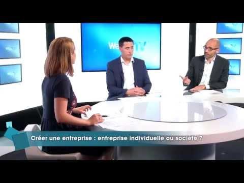 Weblex tv cr er une entreprise entreprise individuelle for Creer une entreprise qui rapporte