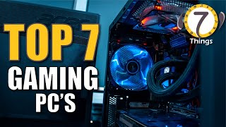 Top 7 best budget gaming pc to buy in 2019 #GamingPC #Gamingcomputers