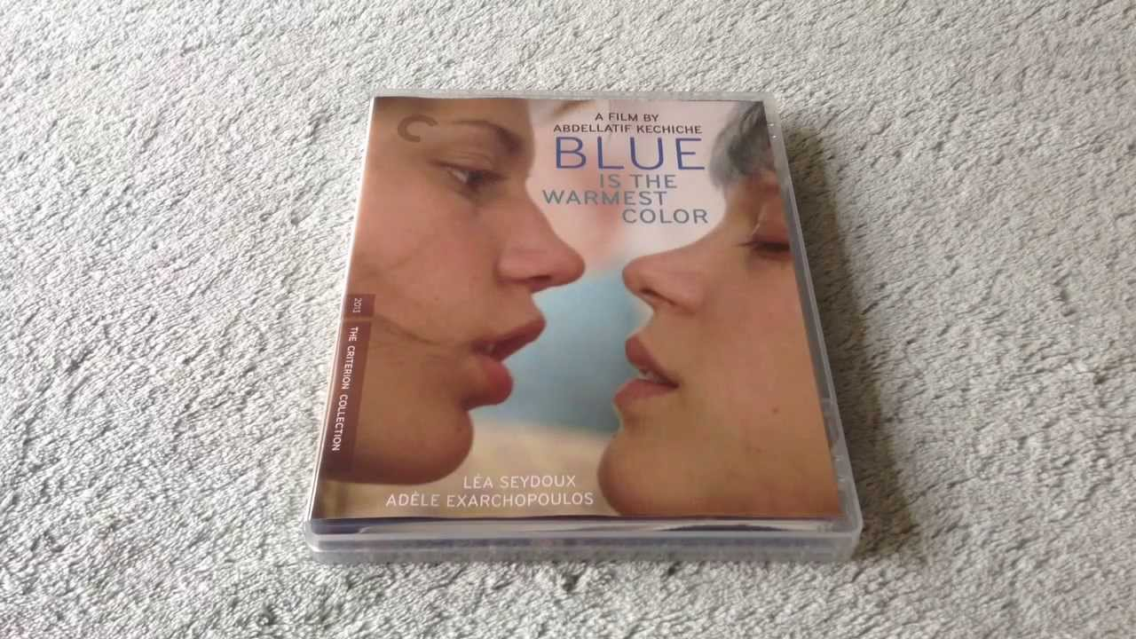 Blue Is The Warmest Color Criterion Blue is the Warmest Co...